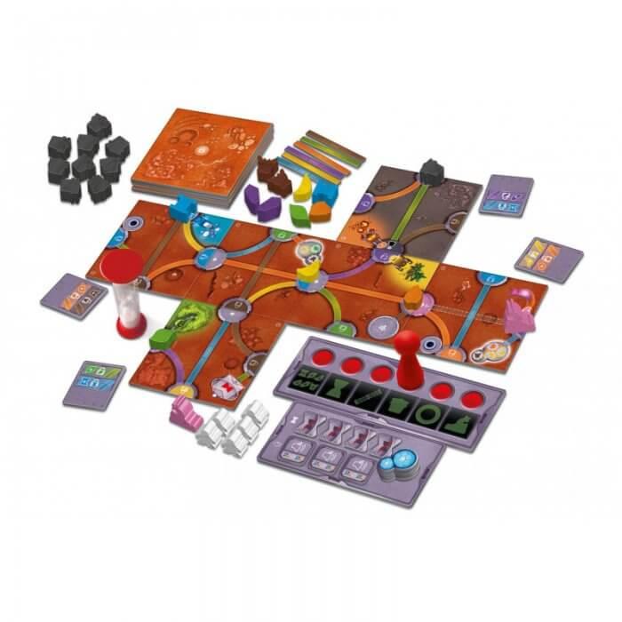 magic-maze-on-mars-jeu cooperatif