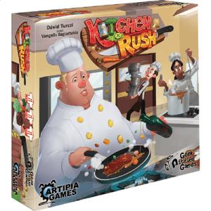 kitchen rush jeu coopératif