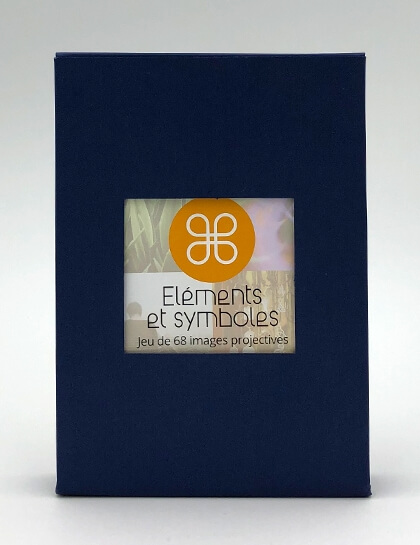 Photo-langage Elements et Symboles - outils relationnels