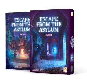 escape from the asylum escape game cooperatif