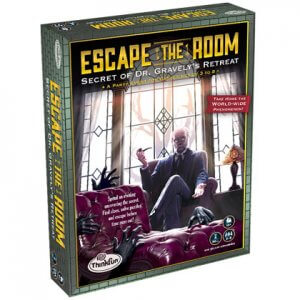 Escape The Room: Le Secret de la Retraite du Dr Gravely