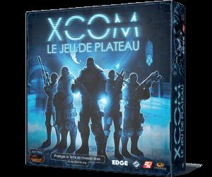 xcom le jeu de plateau - jeu cooperatif