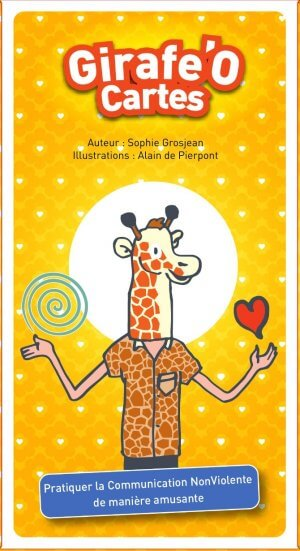 Girafe'O cartes - outil relationnel communication non-violente