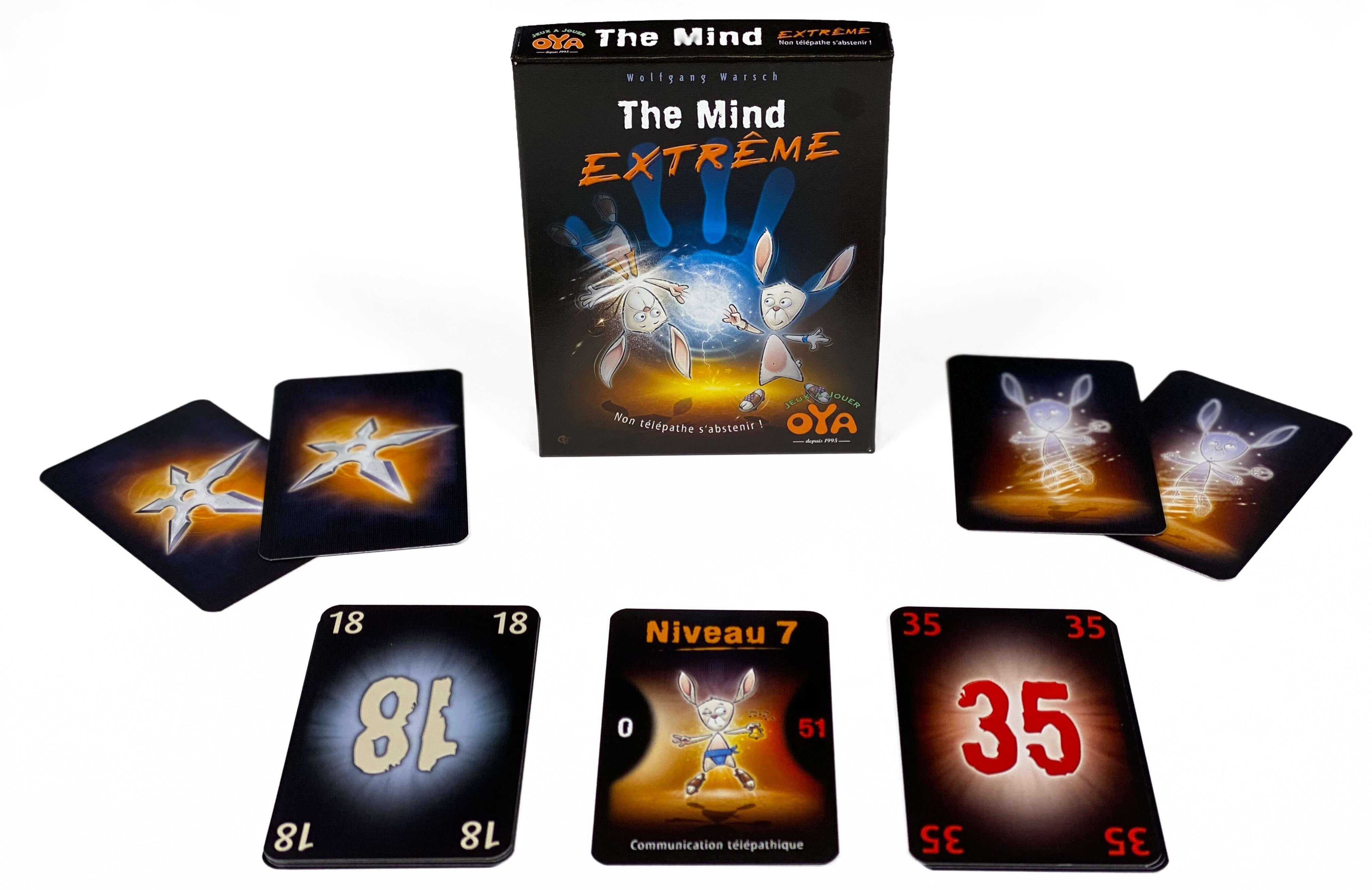 the mind extreme - jeu cooperatif
