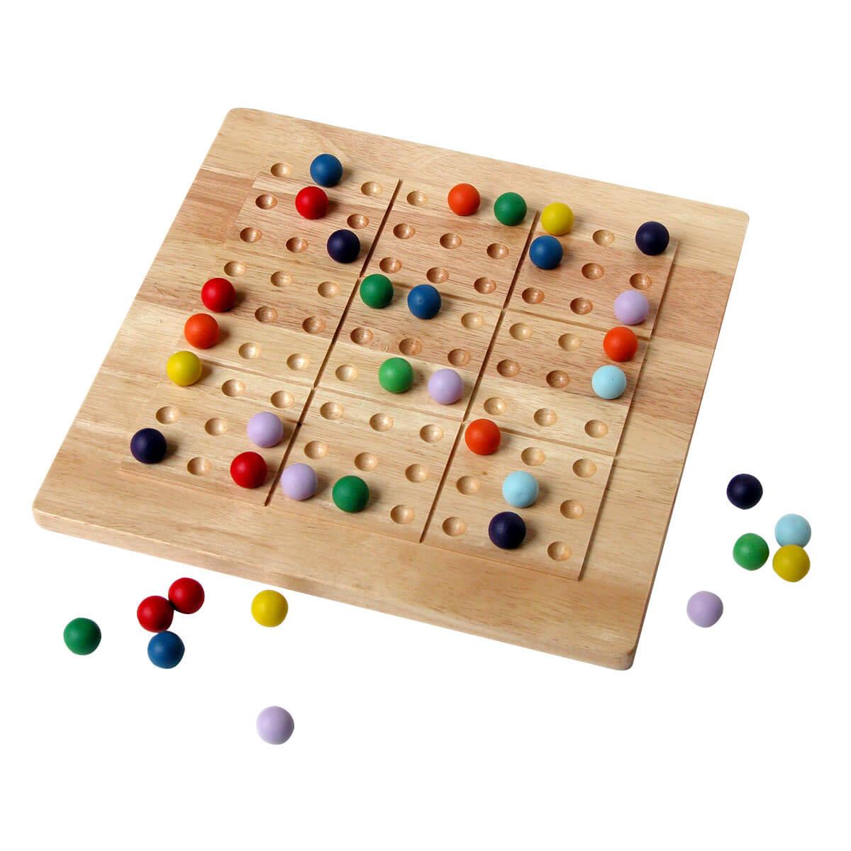 rainbow sudoku colorku jeu cooperatif