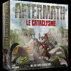 Aftermath - Le Cataclysme jeu coopératif