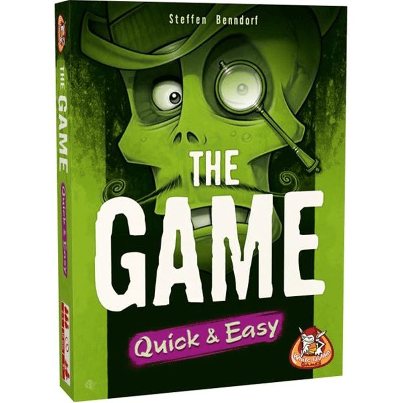 the-game-en-vert et contre tous jeu coopératif