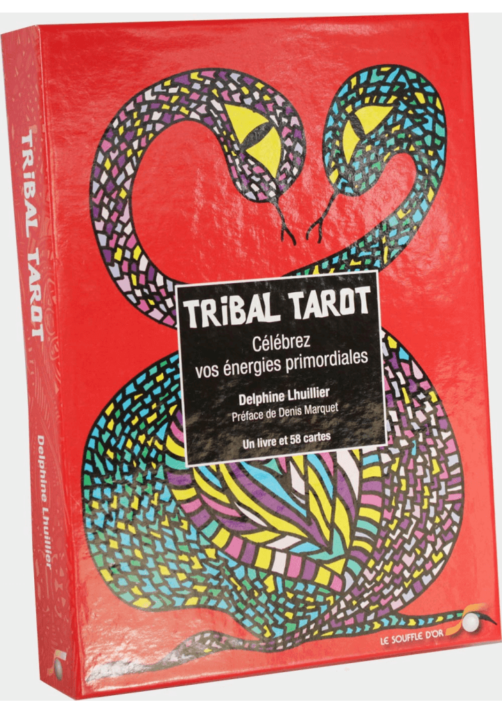 Tribal Tarot - outil relationnel