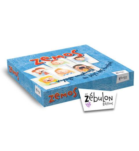 Zemos-jeu cooperatif et outtil relationnel