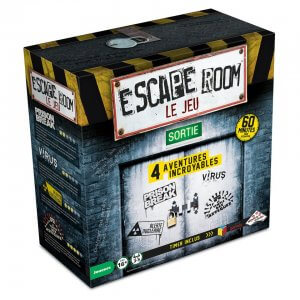 escape room le jeu boite jeu cooperatif
