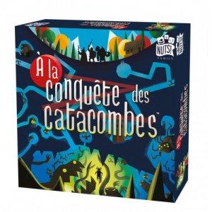 A la conquête des catacombes jeu cooperatif
