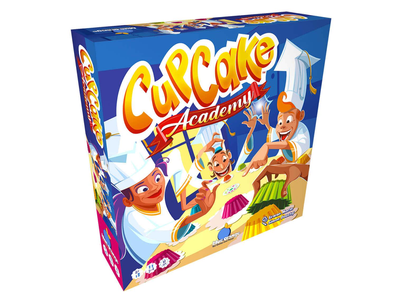 Cupcake Academy jeu cooperatif