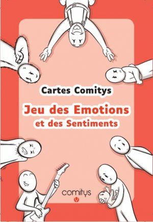 Jeu carte émotions et sentiments - outil relationnel