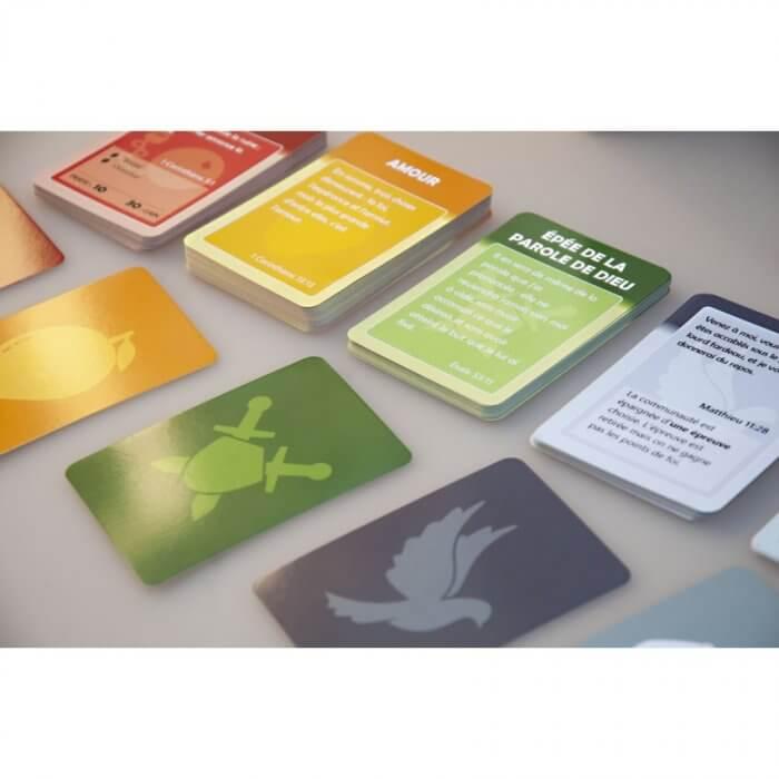 en verite je vous le dis cartes jeu cooperatif