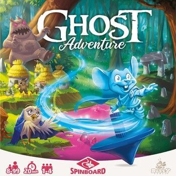 ghost adventures jeu cooperatif