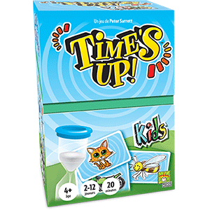 time s up kids jeu cooperatif