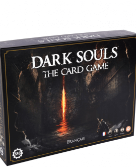 Dark Souls le jeu de cartes jeu coopératif