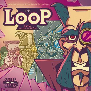 The Loop jeu cooperatif