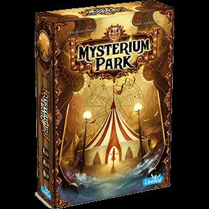 mysterium park jeu cooperatif