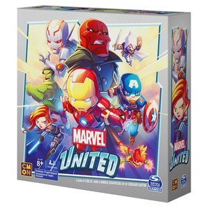 marvel united jeu cooperatif