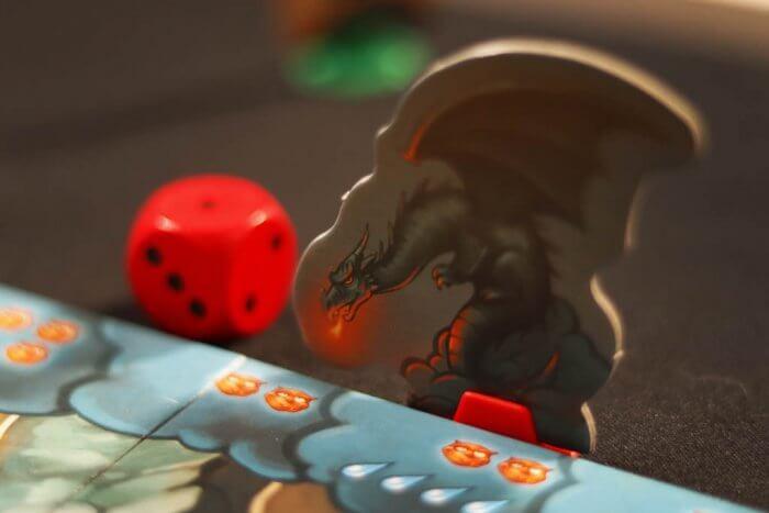 Andor Junior dragon jeu collaboratif