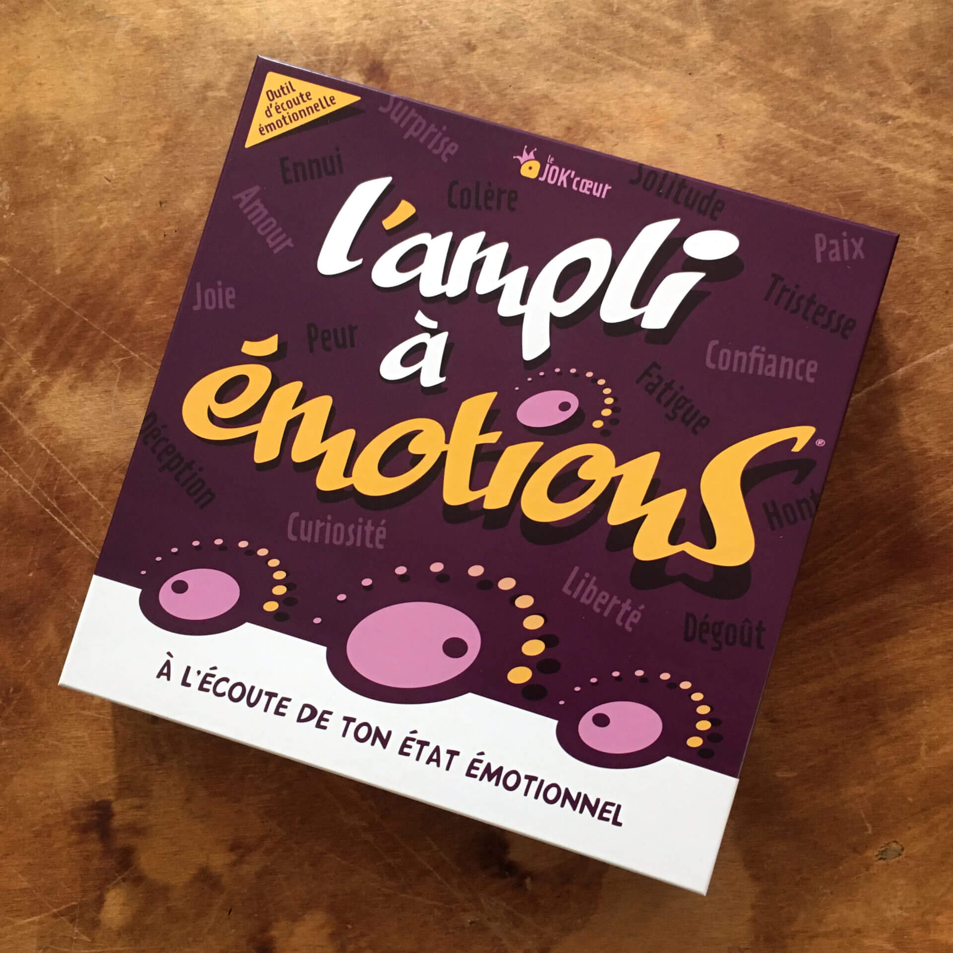 ampli a emotions outil relationnel