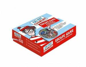 escape box jeu cooperatif