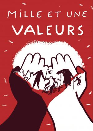 mille et une valeurs - 1001 Valeurs jeu de cartes outil relationnel