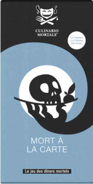 Culinaro Mortale - Mort à la Carte - Diner enquete