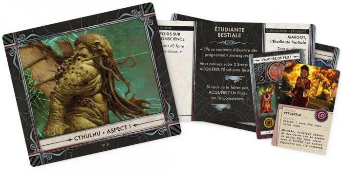 chtulhu death may die cartes