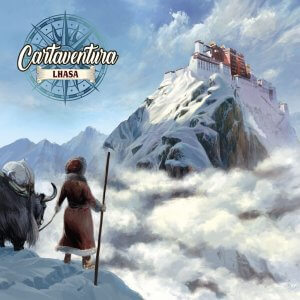 Cartaventura-Lhasa jeu cooperatif